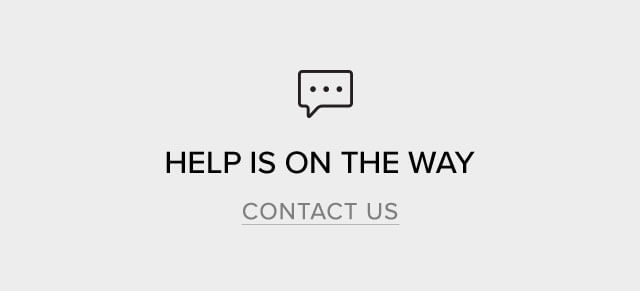 Help Is On The Way - Contact Us